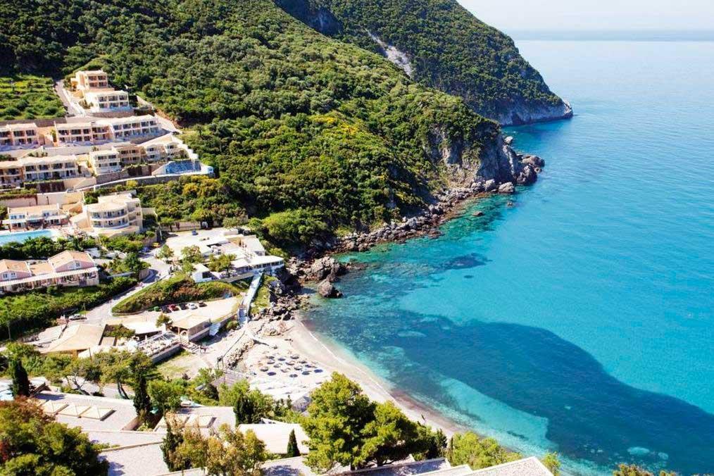 jimmys pelekas popular beaches corfu ermones beach 1