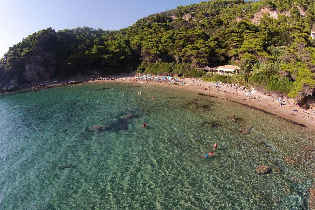 jimmys pelekas popular beaches corfu yaliskari beach 1